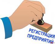 Регистрация Предприятий «под ключ» - ООО,  ЧП,  ФОП,  СПД.